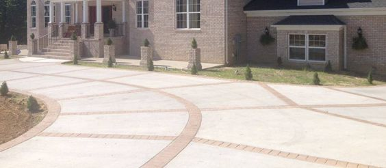 THE BENEFITS OF INSTALLING CONCRETE DRIVEWAYS